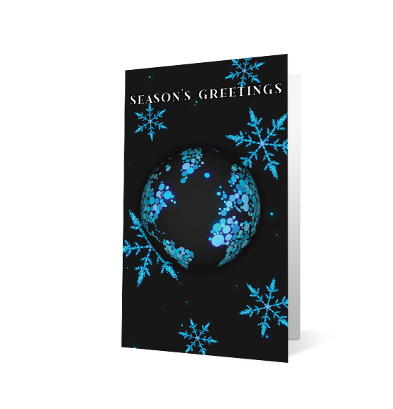 Snow Sentiments - Print