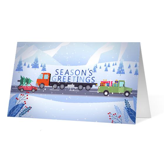 Holiday Travel - Print