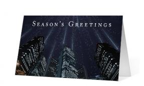 Mystic City corporate holiday print thumbnail