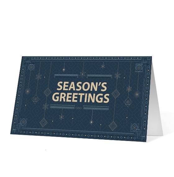 Holiday Pendants - Print