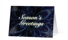Frost corporate holiday print thumbnail