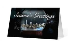Illuminate corporate holiday print thumbnail
