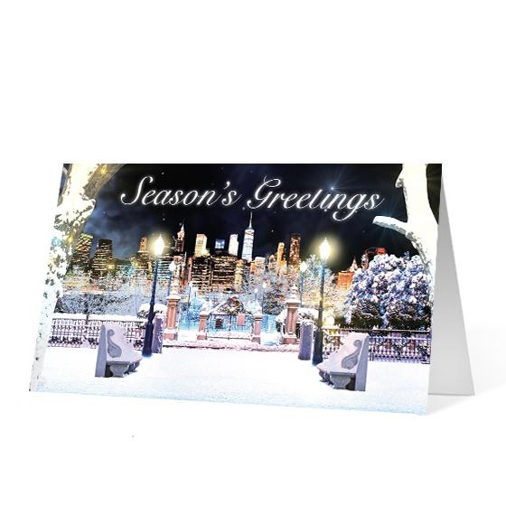 Holiday Tunnel - Print